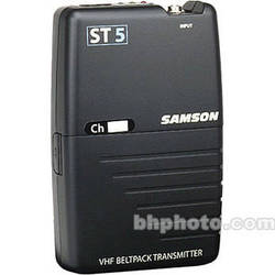 Samson ST5 Bodypack Transmitter (Channel 19 / 175.0 MHz)