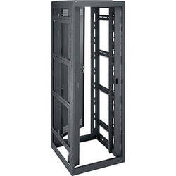 Middle Atlantic DRK Steel Equipment Rack with Cage-Nut Rail