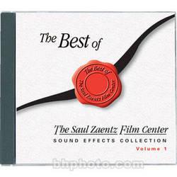 Sound Ideas Sample CD: The Best of the Saul Zaentz Film Center