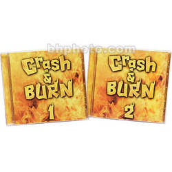 Sound Ideas Crash and Burn Sound Effects Library (Download)