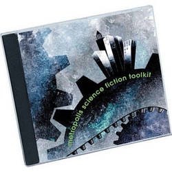 Sound Ideas Sample CD: Metropolis Science Fiction Toolkit 1