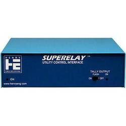 Henry Engineering Superelay Utility Control Interface