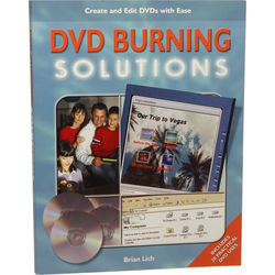 Cengage Course Tech. Book: DVD Burning Solutions