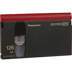 Panasonic AJ-HP126EX DVCPRO HD-LP Cassette (Extra Large)
