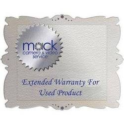 Mack 2-Year Extended Warranty for USED Professional Video - Valued up to $1200