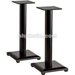 "SANUS NF24B Natural Foundations 24"" Speaker Stand Pair (Black)"