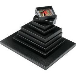 "Print File Film & Print Box (4 x 6 x 1.1"", Black)"