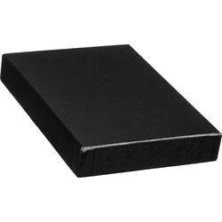 "Print File Film & Print Box (5 x 7 x 1.1"", Black)"