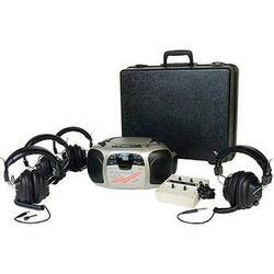 Califone 4-Person Spirit Multimedia Learning Center