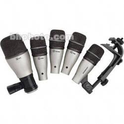 Samson 5KIT - 5 Peice Drum Microphone Kit