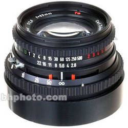 Hasselblad Normal 80mm f/2.8 Zeiss T* Planar C Lens for 500 Series Cameras - Black