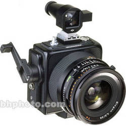 Hasselblad SWCM Super Wide C/M CF with built-in 38mm f/4.5 Zeiss T* Biogon Lens - Black
