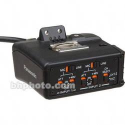 Panasonic AG-MYA30G - XLR Microphone Adapter and Mount for Panasonic AG-HMC40