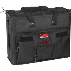 Gator Cases GSR-2U Studio 2 Go Carrying Case