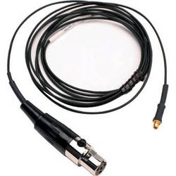 Shure RPM654 Replacement Cable for the WCE6 (Black)