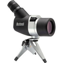 """Bushnell Spacemaster Collapsible 2""""/50mm Spotting Scope Kit (Silver & Black)"""