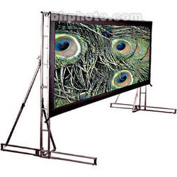 Draper 221011 Truss-Style Cinefold Manual Projection Screen (18 x 24')