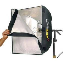 Lowel LC55EX Rifa-Lite eX 500 Watt Softbox Light (120-240VAC)