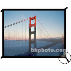 """Draper 250024 Cineperm Fixed Projection Screen (65 x 116"""")"""