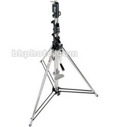 Manfrotto Wind-Up Stand (Chrome-plated,12')
