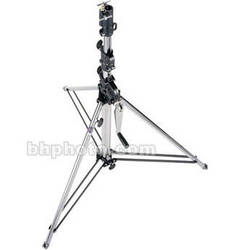 Manfrotto Short Wind-Up Stand (Chrome-plated, 9')