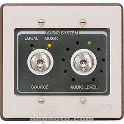RDL RCX-3 - Key-Operated Room Control for RCX-5CM (Black)