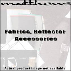 "Matthews Reflector Scrim - Single - 42x42"""