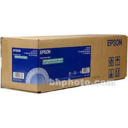 """Epson Enhanced Matte Inkjet Paper (17"""" x 100' Roll)"""