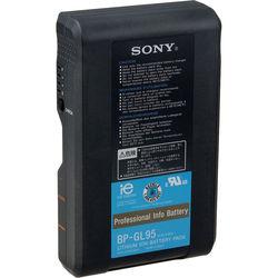 Sony BP-GL95A 14.4V Graphite Lithium-Ion V-Mount Battery (95Wh)