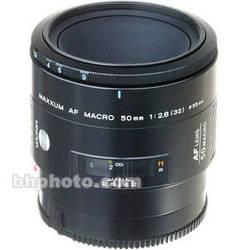 Konica Minolta Normal 50mm f/2.8 Maxxum AF Macro Autofocus Lens - Original Model