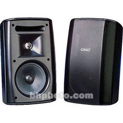 "QSC AD-S52T - 5.25"" Installation Speaker w/Transformer - Pair"