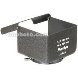 Mamiya Lens Hood for 180mm and 250mm C-Series TLR Lenses