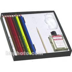 Marshall Retouching Starter Pencil Set (9-Colors)