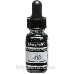 Marshall Retouching Retouch Dye  - Basic Green