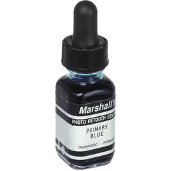 Marshall Retouching Retouch Dye  - Primary Blue