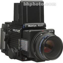 """Mamiya RZ67 Professional Pro II """"D"""" Value Pack Medium Format SLR Camera Kit"""