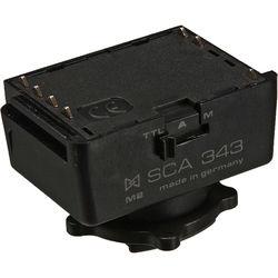 Metz SCA 343 Dedicated Module for Nikon Manual Focus