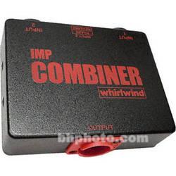 Whirlwind IMCOM - 2-to-1 Microphone Combiner