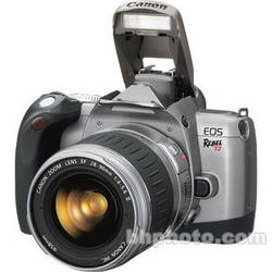 Canon Rebel T2 Camera Kit with 28-90mm III Lens