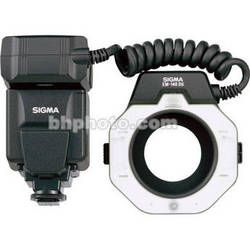 Sigma EM-140 DG Macro Ringlight Flash for Canon EOS