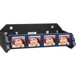 Datavideo TLM-404JF Quad 4-Inch LCD Monitor Unit Kit