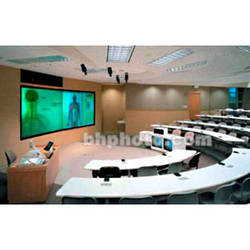 "Draper 127104 DiamondScreen Rear View Projection Screen w/o Frame (54 x 72"")"