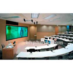 "Draper 127157 DiamondScreen Rear View Projection Screen w/o Frame (65 x 116"")"