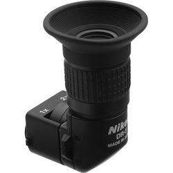 Nikon DR-5 Right Angle Viewfinder for Professional Nikon Cameras