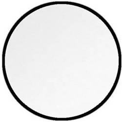 """Impact Collapsible Circular Reflector Disc - White Translucent - 22"""""""