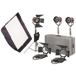 Mole-Richardson Mickey-Mole  3 Light Pro Kit