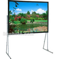 "Draper 241038 Ultimate Folding Projection Screen with Heavy Duty Legs (106.5 x 190.5"")"