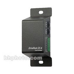 dbx ZC-4 - Program Selector with Contact Closure for DriveRack and ZonePro