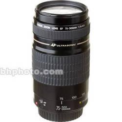 Canon Zoom 75-300mm f/4-5.6 EF USM AF Lens