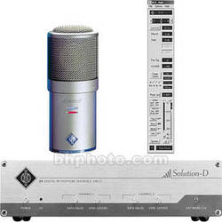Neumann Solution-D Large-Diaphragm Studio Microphone Set